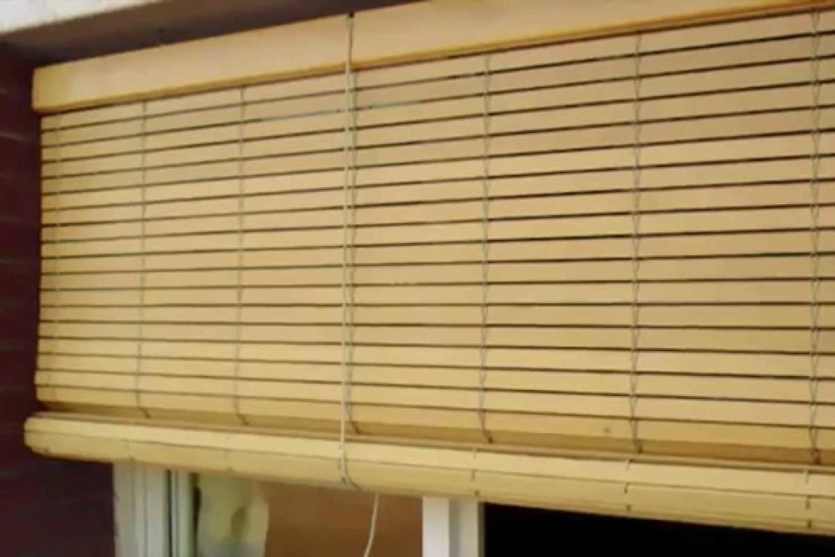 Instalación de una persiana alicantina en una vivienda
