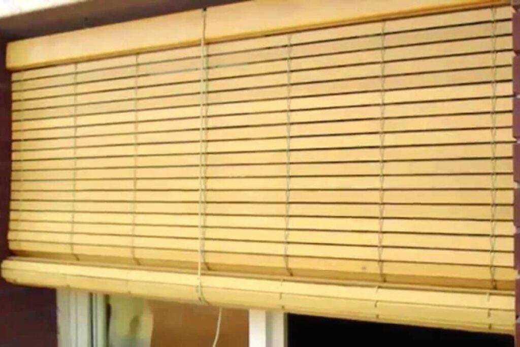 Cambiar cuerda de una persiana alicantina